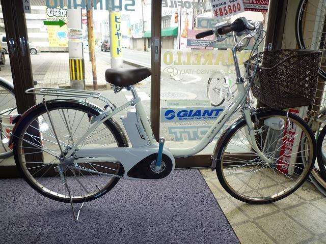 panasonic電動自転車